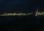Incheon Airport at Night
