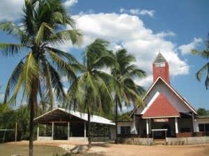 The Church at Huey Malai